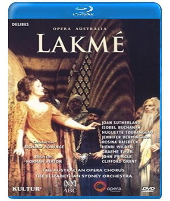 Delibes - Lakme / Лакме [Blu-ray]