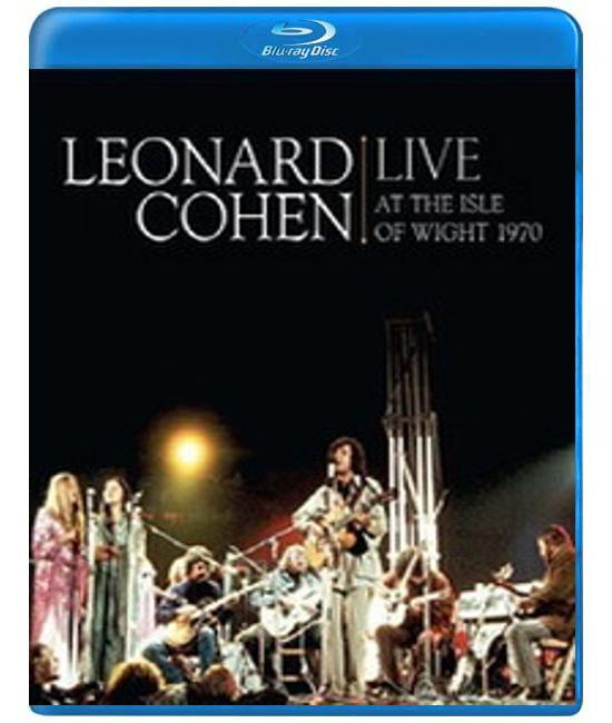Leonard Cohen: Live at the Isle of Wight [Blu-Ray]