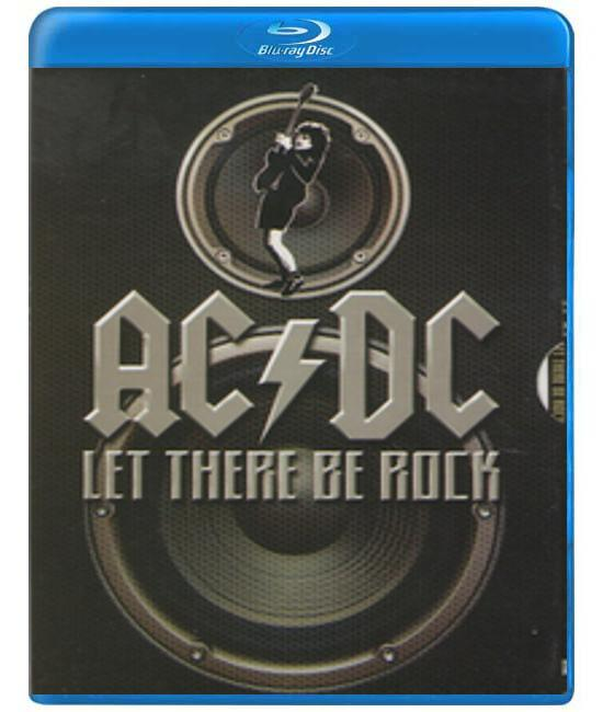AC/DC - Let There Be Rock [Blu-Ray]