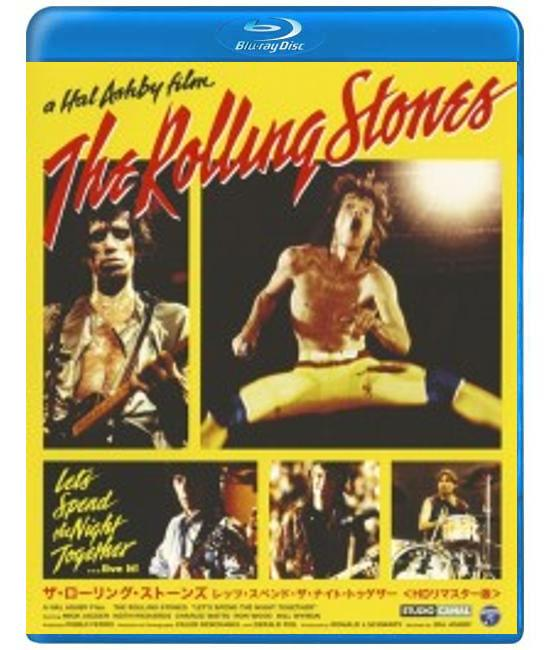 The Rolling Stones Let s Spend the Night Together [Blu-Ray]