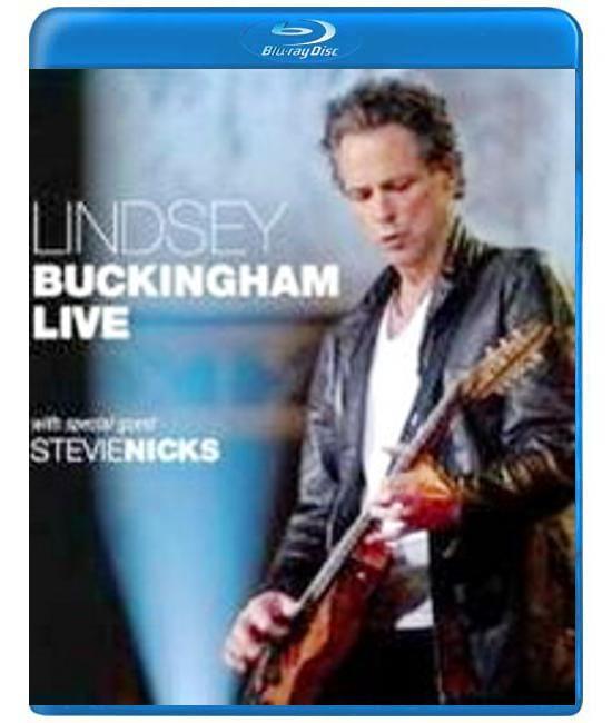 Lindsey Buckingham: Live [Blu-Ray]