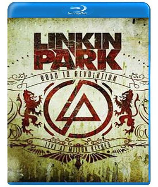 Linkin Park - Road To Revolution: Live At Milton Keynes [Blu-ray]