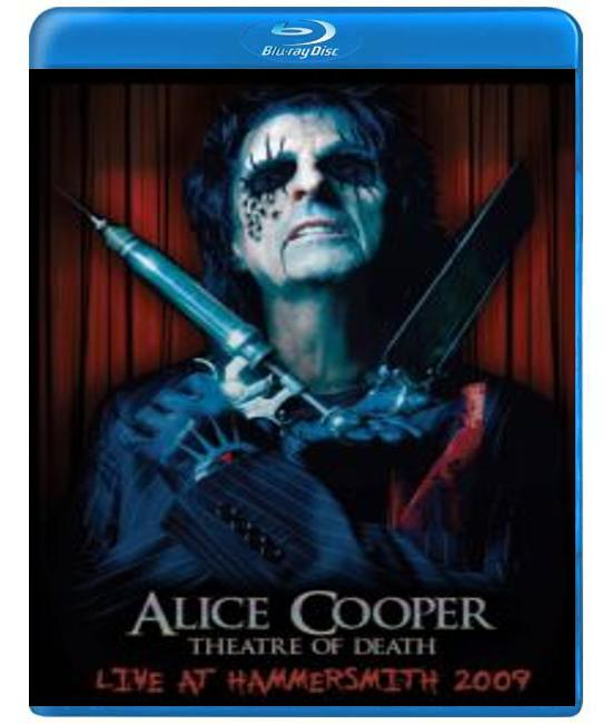 Alice Cooper. Theatre of Death - Live at Hammersmith [Blu-Ray]