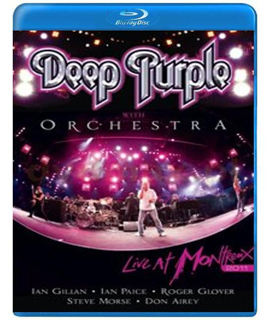Deep Purple & Orchestra: Live At Montreux [Blu-Ray]