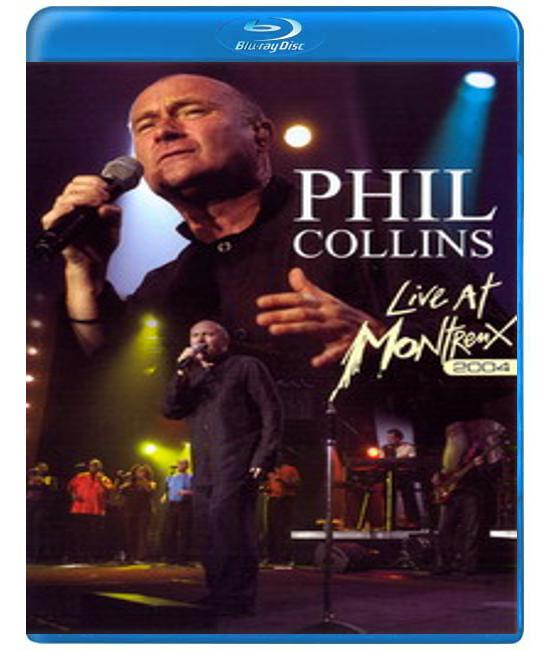 Phil Collins: Live At Montreux [Blu-Ray]