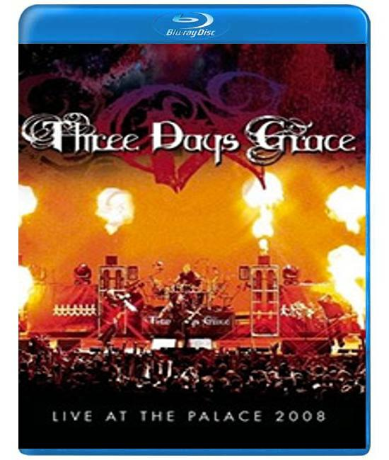 Three Days Grace - Live At The Palace [Blu-Ray]