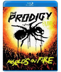 The Prodigy: World s on Fire [Blu-Ray]