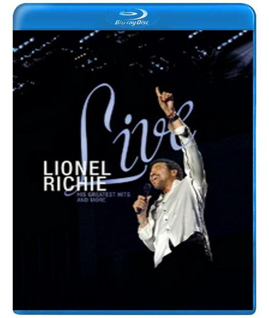 Lionel Richie - Live: His Greatest Hits & More [Blu-ray]