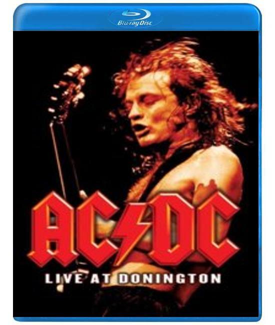 AC/DC - Live at Donington 1991 [Blu-Ray]