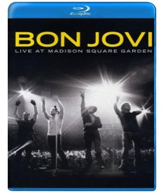Bon Jovi: Live at Madison Square Garden [Blu-Ray]