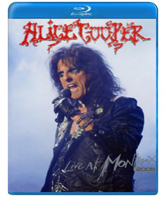 Alice Cooper: Live At Montreux [Blu-Ray]