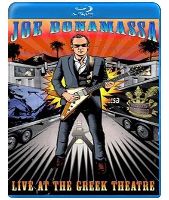 Joe Bonamassa - Live at the Greek Theatre [Blu-ray]