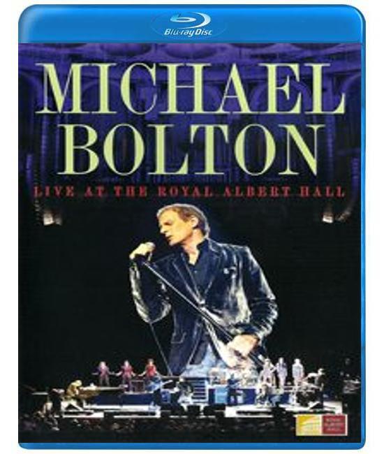 Michael Bolton: Live at the Royal Albert Hall [Blu-Ray]