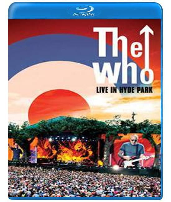 The Who - Live in Hyde Park [Blu-Ray]