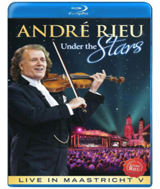 Andre Rieu - Under the Stars: Live in Maastricht [Blu-ray]
