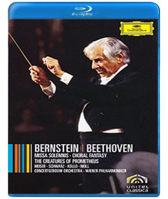 Бетховен - Торжественная месса [Blu-Ray]
