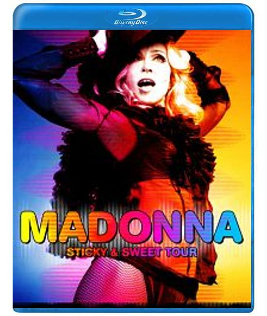 Madonna: Sticky and Sweet Tour [Blu-Ray]