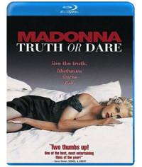 В постели с Мадонной [Blu-ray]