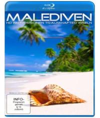 Мальдивы: Впечатления. Великолепные острова [Blu-ray]