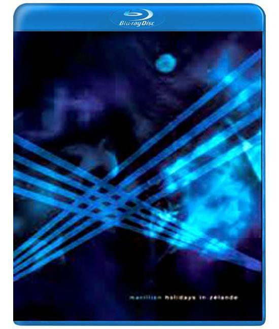 Marillion: Holidays In Zélande [Blu-ray]