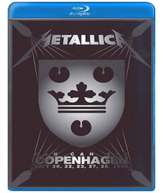 Metallica - Live in Copenhagen [Blu-Ray]