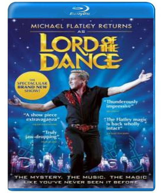 Michael Flatley - Returns as Lord of the Dance [Blu-Ray]