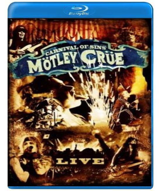 Motley Crue - Carnival of Sins (Live) [Blu-Ray]