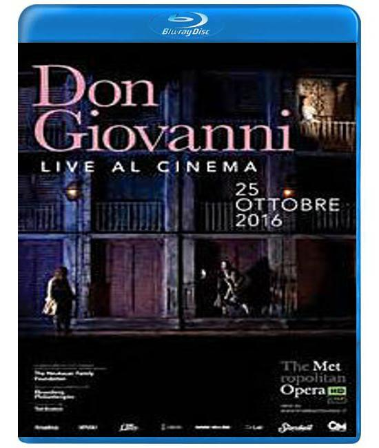 Mozart: Don Giovanni [2 Blu-Ray]