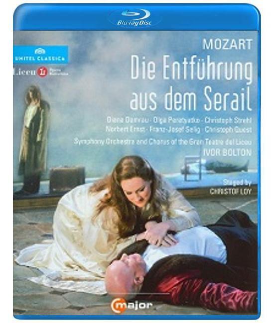 Моцарт - Похищение из Сераля [Blu-ray]