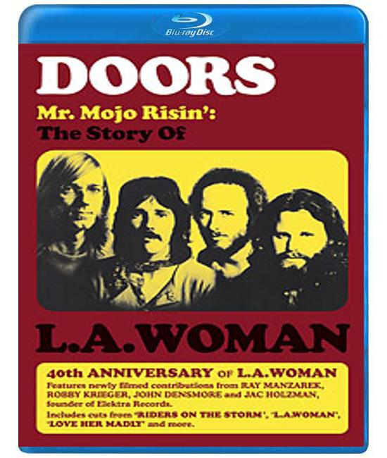 The Doors: Mr. Mojo Risin  - The Story of L.A. Woman [Blu-Ray]