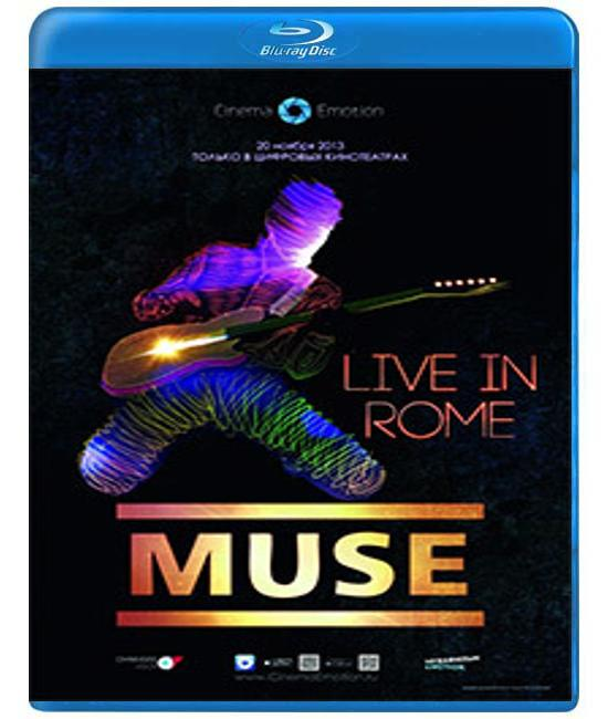 Muse - Live At Rome Olympic Stadium [Blu-ray]