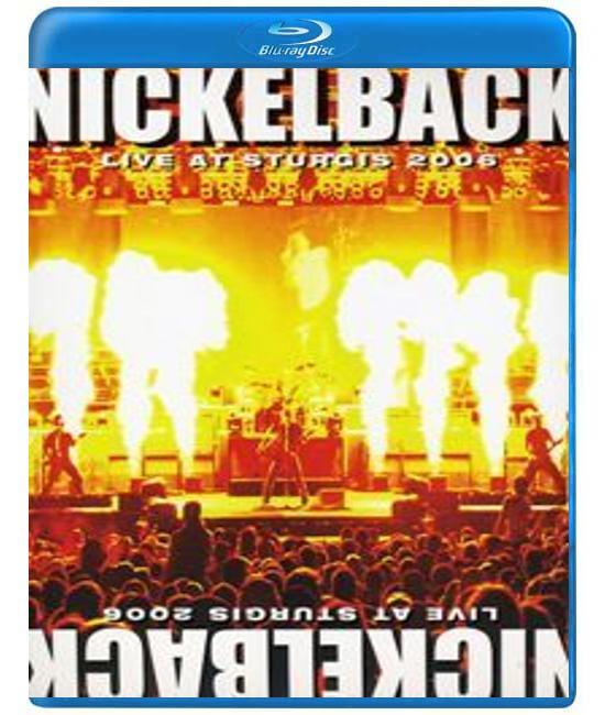 Nickelback - Live At Sturgis [Blu-Ray]