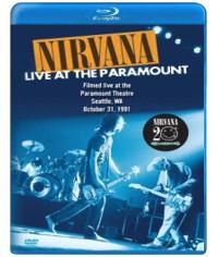 Nirvana - Live at the Paramount (1991) [Blu-Ray]