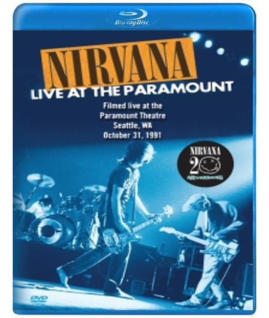 Nirvana [Blu-Ray]