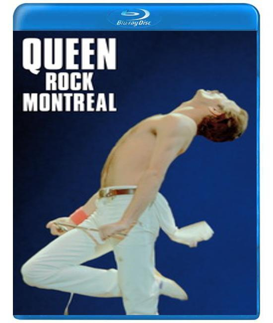 Queen - Rock Montreal [Blu-Ray]