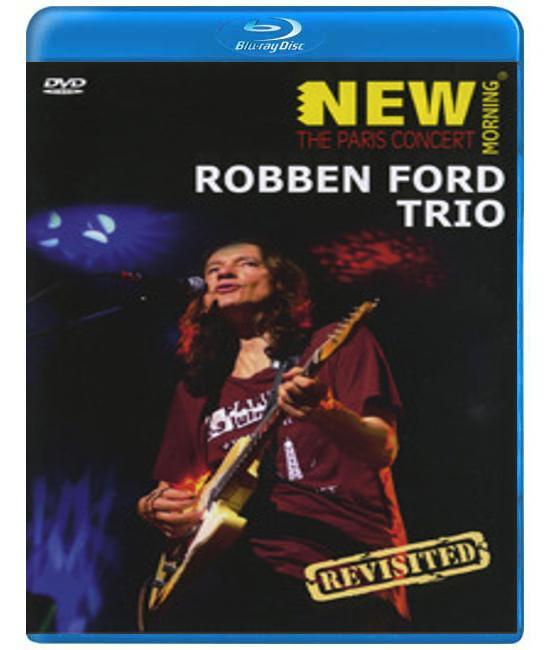 Robben Ford - The Paris Concert [Blu-Ray]