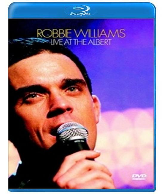 Robbie Williams: Live At The Albert [Blu-ray]