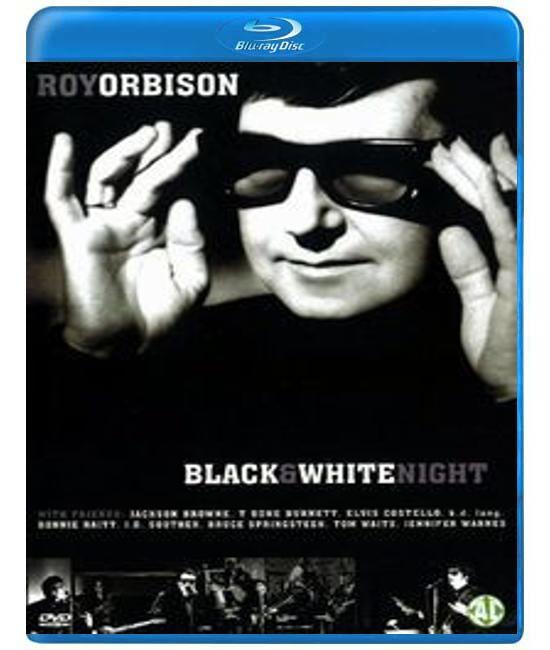 Roy Orbison: Black and White Night  [Blu-Ray]