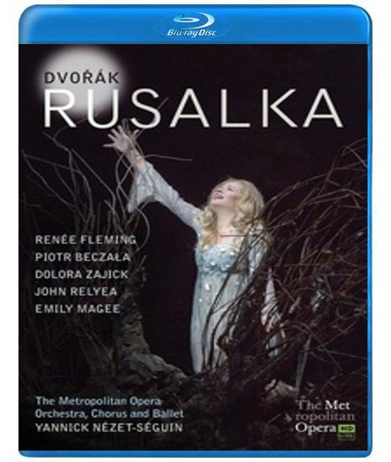 Антонин Дворжак: Русалка [Blu-Ray]
