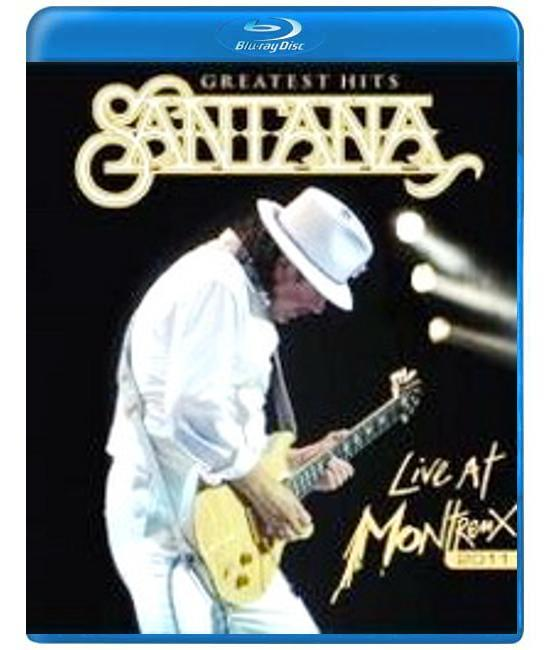 Santana Greatest Hits: Live at Montreux [Blu-Ray]