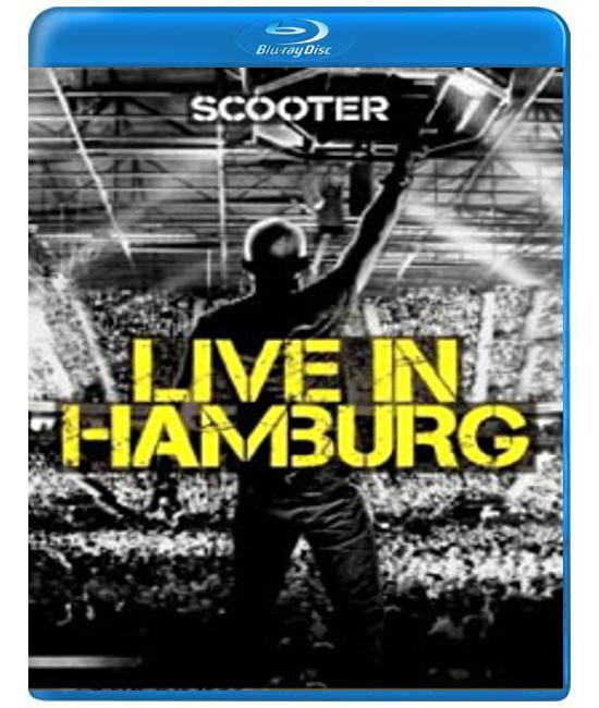 Scooter - Live In Hamburg [Blu-Ray]