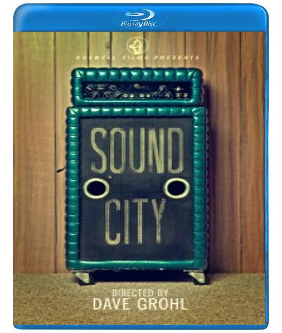 Город звука [Blu-ray]