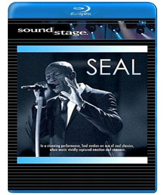 Soundstage: Seal / 2008 [Blu-Ray]