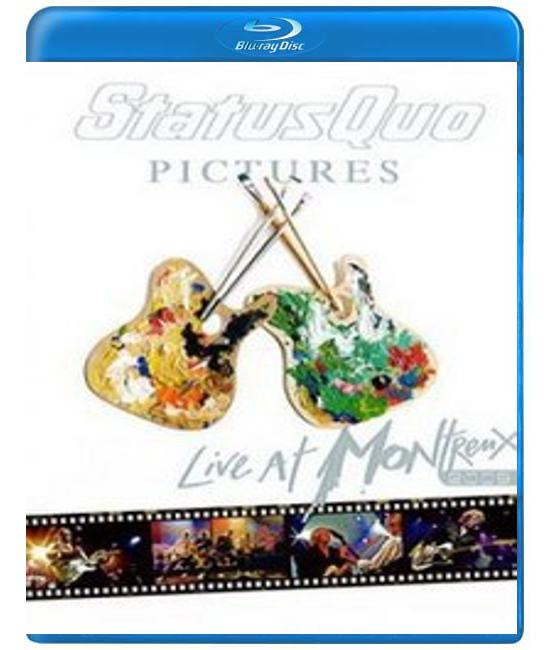 Status Quo: Pictures - Live At Montreux [Blu-Ray]