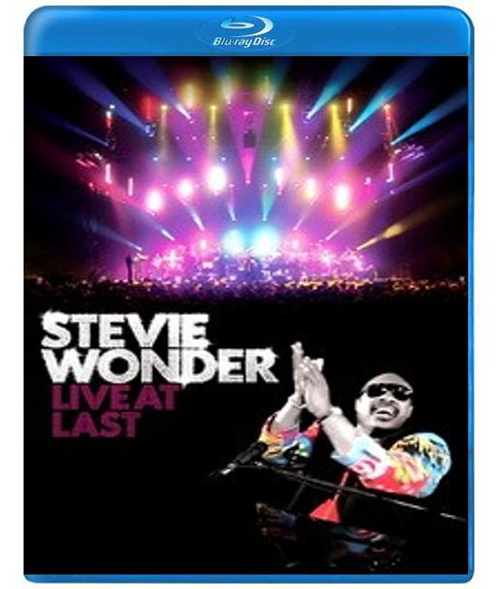 Stevie Wonder - Live at Last [Blu-Ray]