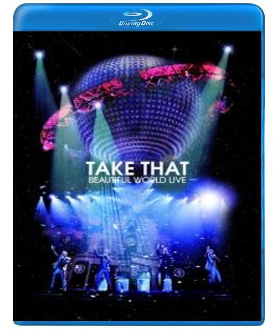 Take That - Beautiful World Live [Blu-Ray]
