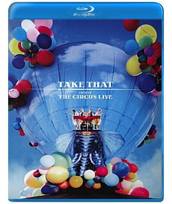 Take That - The Circus Live [Blu-Ray]
