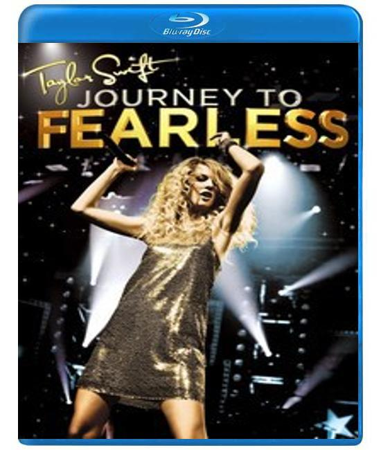 Taylor Swift - Journey to Fearless [Blu-Ray]