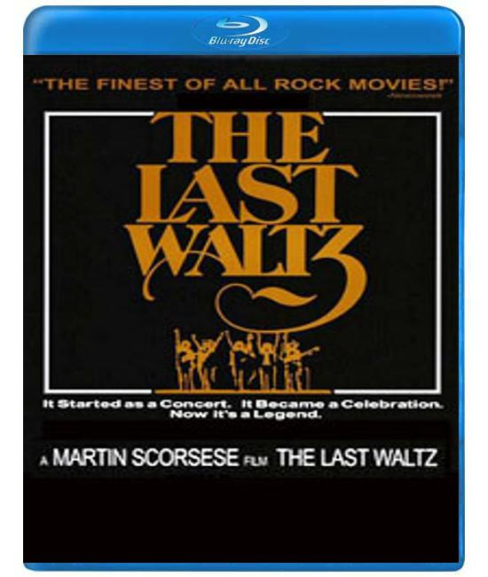 The Band - The Last Waltz  [Blu-ray]