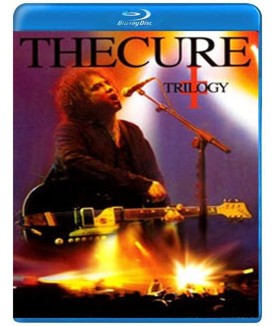 The Cure: Trilogy Live in Berlin [Blu-Ray]